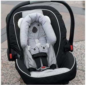 Strap Covers Strollers and Bouncers for Car Seats, Koala- Grey/White for Sale in Boiling Springs, SC
