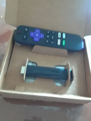 Roku stick 4K HD streaming + (newest edition)! for Sale in Anaheim, CA