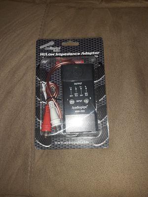 Brand new Audiopipe RCA converter for Sale in Eastpointe, MI