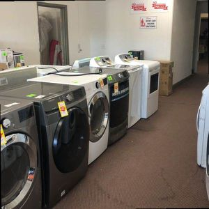 Washer And Dryer Liquidation CK6 for Sale in Whittier, CA