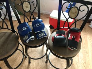 Boxing gloves both pairs together for Sale in Denver, CO