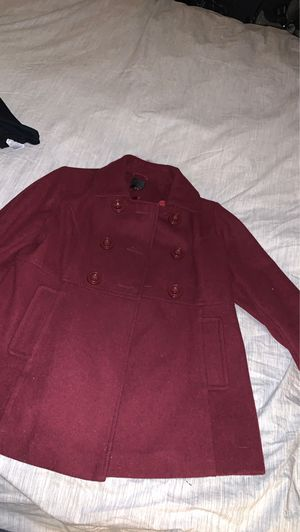 Woman's BeBe coat size large for Sale in Dallas, TX