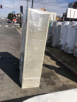 Calentón doble de pared seminuevo SPECAL $300 garantia un año for Sale in Los Angeles, CA