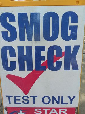 Smog Check for Sale in Riverside, CA