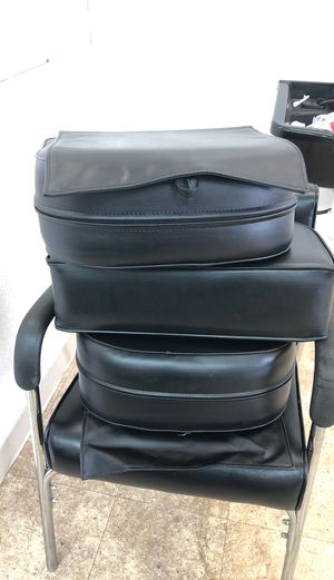 3 Child booster seats with skirt ($30 each one or $75 for 3) for Sale in Georgetown, TX
