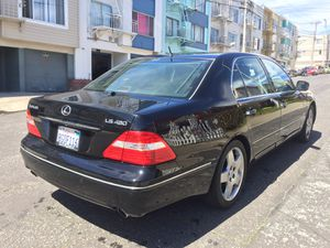 2007 lexus ls430 Clean cheap @@@@@@@@ for Sale in Daly City, CA