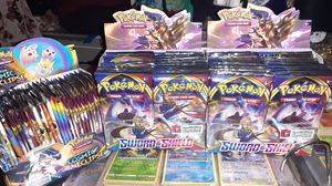 Pokemon booster packs for Sale in Kent, WA