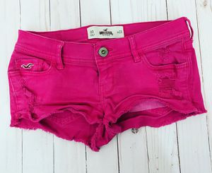 Hollister hot pink shorts for Sale in Coachella, CA