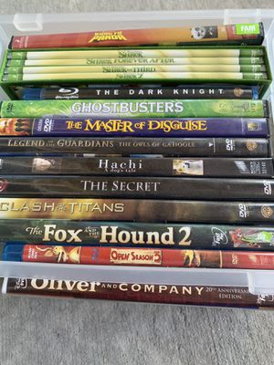 Various Movies on DVD/Some Blu-ray Discs for Sale in Aurora, CO