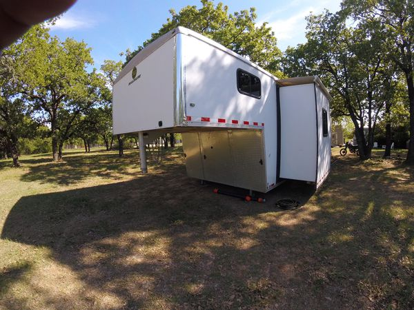 2005 Wells Cargo Toy Hauler Trailer