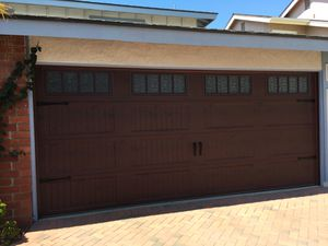 Garage doors and Gates for Sale in Fountain Valley, CA