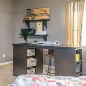 Large Craft Desk for Sale in Tracy, CA