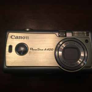Canon Powershot A400 Digital Camera for Sale in Vancouver, WA