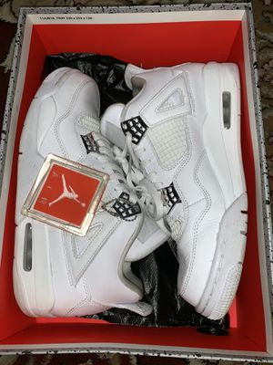 Air Jordan 4 Retro 'Pure Money' 2017 for Sale in Silver Spring, MD