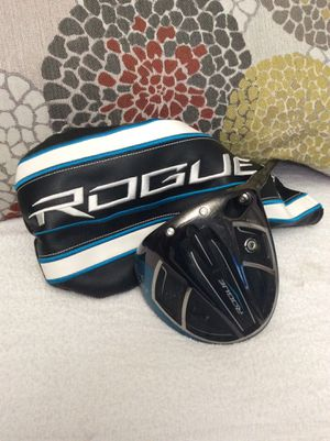 callaway rogue draw driver for Sale in Downey, CA