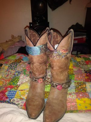 Women's western boots for Sale in Denver, CO