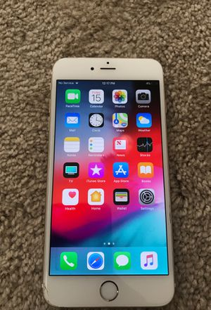 iPhone 6s Plus *Factory Unlocked* 64Gb for Sale in Colesville, MD