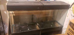 55 gallon aquarium for Sale in Denver, CO