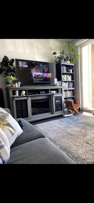 Tv stand & fireplace for Sale in Parker, CO