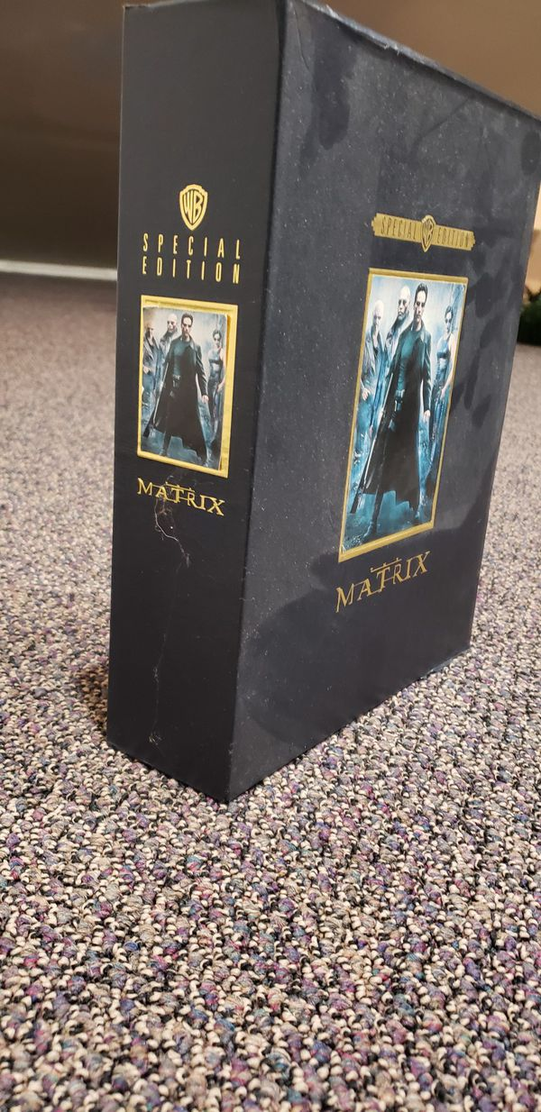 Matrix VHS Collection