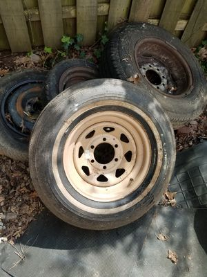 Rv tire Size. h78-15st-$60 for Sale in Raleigh, NC