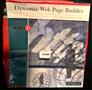 Dynamic Web page builder for Sale in Dallas, TX