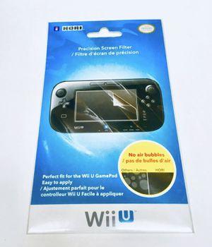 Hori Nintendo Wii U Screen Protector new for Sale in Houston, TX