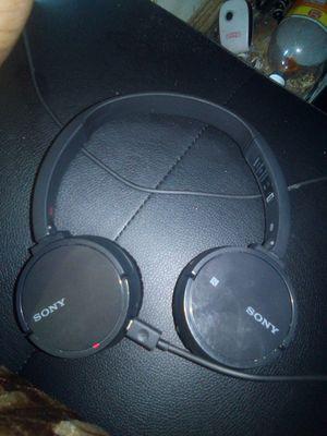 Sony wireless headphones for Sale in Washington, DC