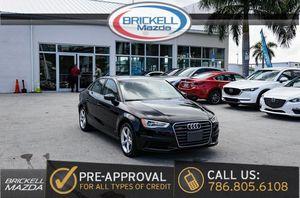 2015 Audi S3 for Sale in Miami, FL