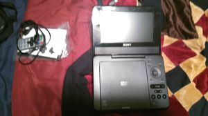 Portable DVD player like new off i17 and cactus for Sale in Phoenix, AZ