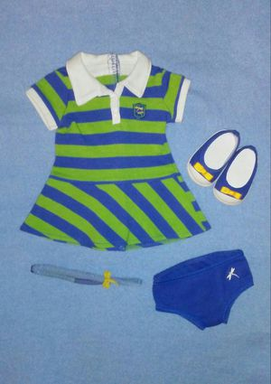 Retired American Girl Doll Lanie Holland Meet Outfit!!! for Sale in Vancouver, WA