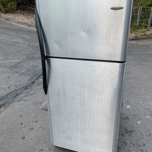 Frigidaire Refrigerator Stainless Steel for Sale in La Mesa, CA