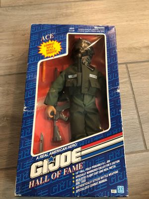 GI Joe Hall of Fame Figurine **New in Box** for Sale in Gilbert, AZ