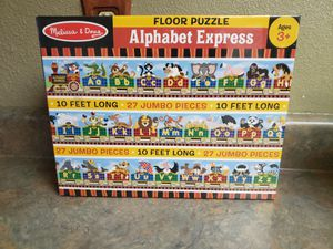 Melissa and Doug puzzle for Sale in Glendale, AZ