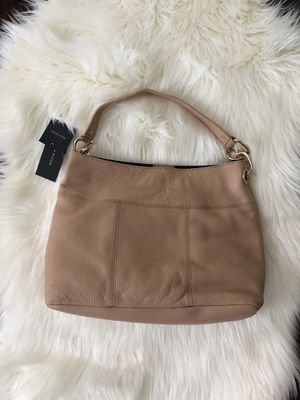 New Tommy Hilfiger nude leather hobo bag purse for Sale in New Albany, OH