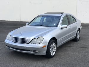 MercedesC240 for Sale in Lakewood, WA
