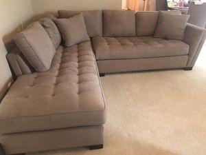 BRAND NEW CINDY CRAWFORD 2 PIECE SECTIONAL for Sale in Alpharetta, GA