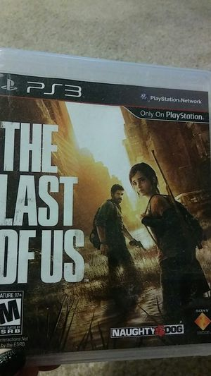 PS3 Game The Last Of Us for Sale in Lancaster, OH