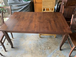 Dining room table and chairs for Sale in Kansas City, MO