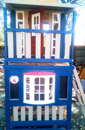 cottage style playset / swing set for Sale in Irving, TX