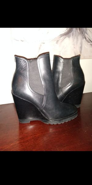 Women's Michael kors ankle boot wedges shoes for Sale in Salt Lake City, UT