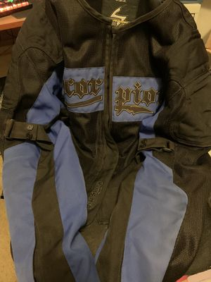 XXL Scorpion Exo Skeletal Protection Jacket for Sale in Farmers Branch, TX