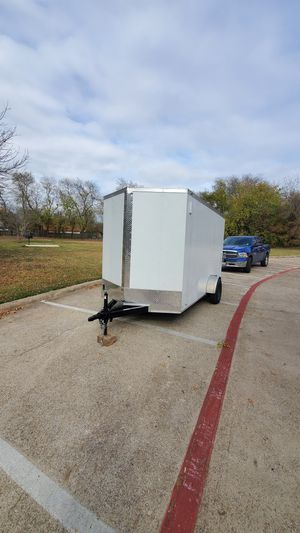 2020 Salvation Trailer. Single axle. Used for mobile power washing 4 months asking $2800 Firm on the price for Sale in Lancaster, TX