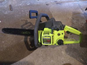 """Poulan chainsaw 16"""" for Sale in Irmo, SC"""