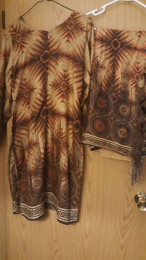 Pakistan/Indian cotton shawl duppatta 3 piece winter suit for Sale in Lynnwood, WA