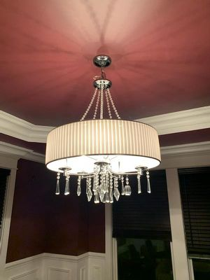 Dining room chandelier for Sale in Boston, MA