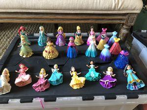Disney Princess Magic Clip Dolls for Sale in Oceanside, CA