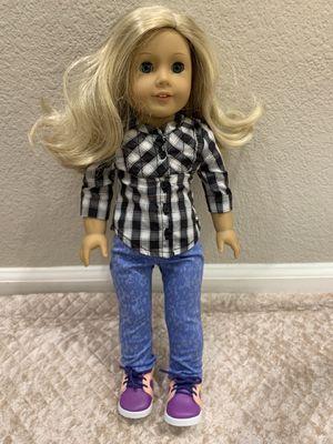 American Girl Doll Z's Easy Breezy Outfit for Sale in Granite Bay, CA