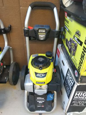 PRESSURE WASHER GASOLINE for Sale in Phoenix, AZ