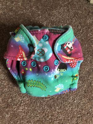 Fairy newborn fitted hybrid cloth diaper for Sale in Bonita, CA